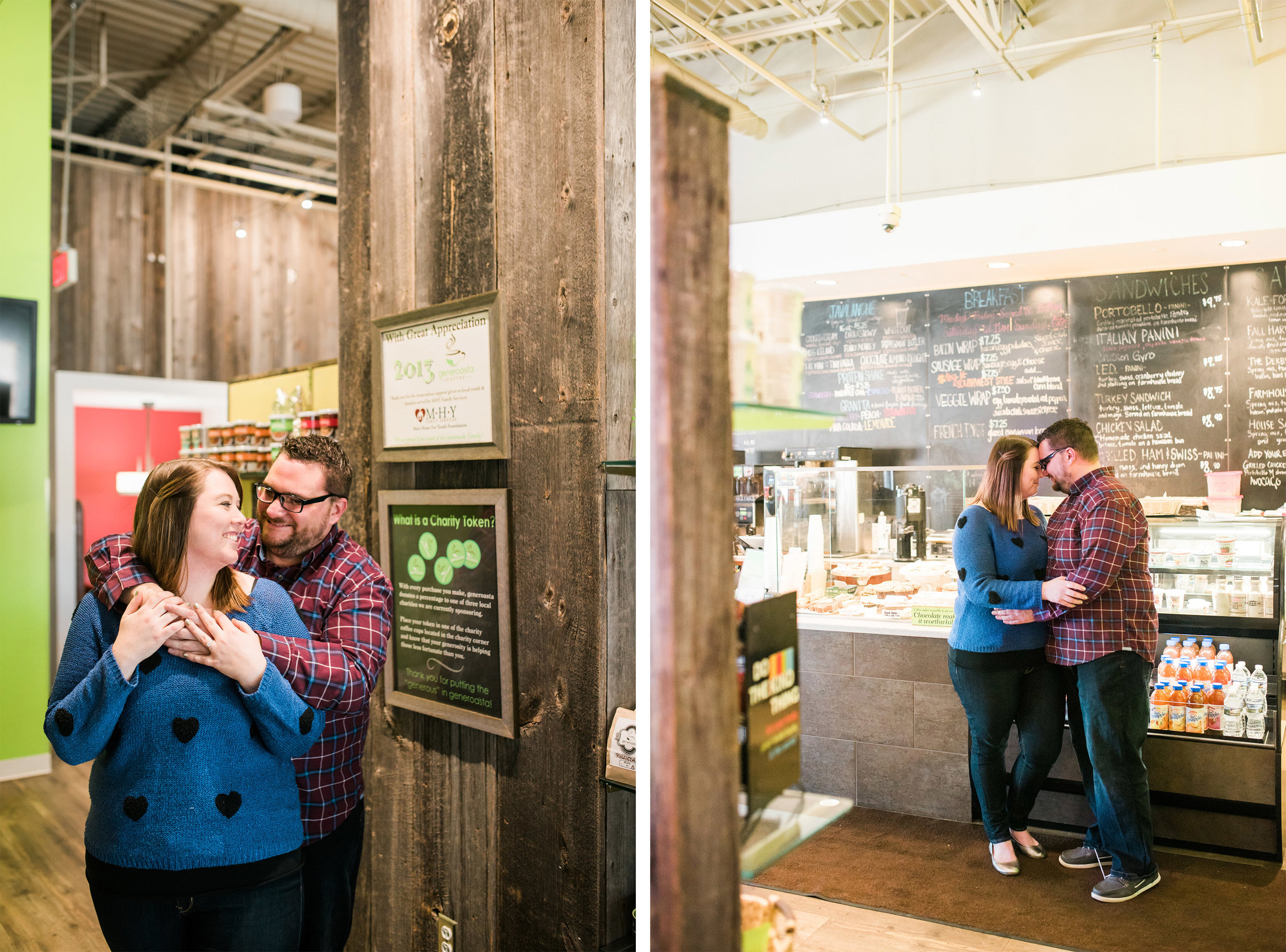 pittsburgh frozen yogurt engagement session 1.jpg