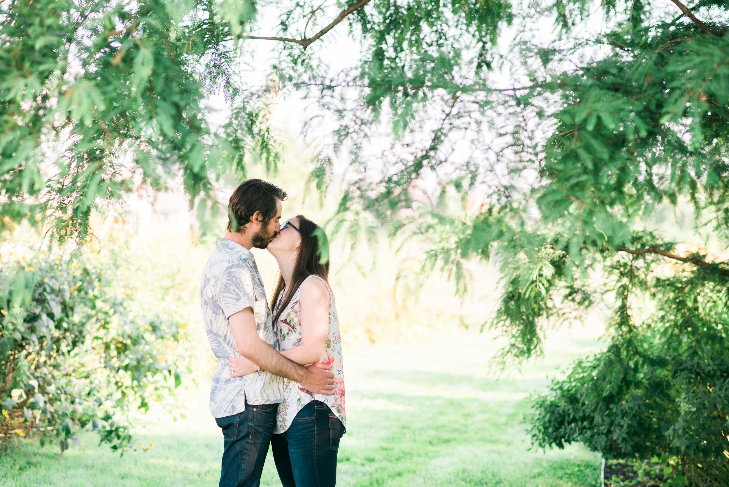 pittsburgh wedding photographer oakland phipps panther hollow