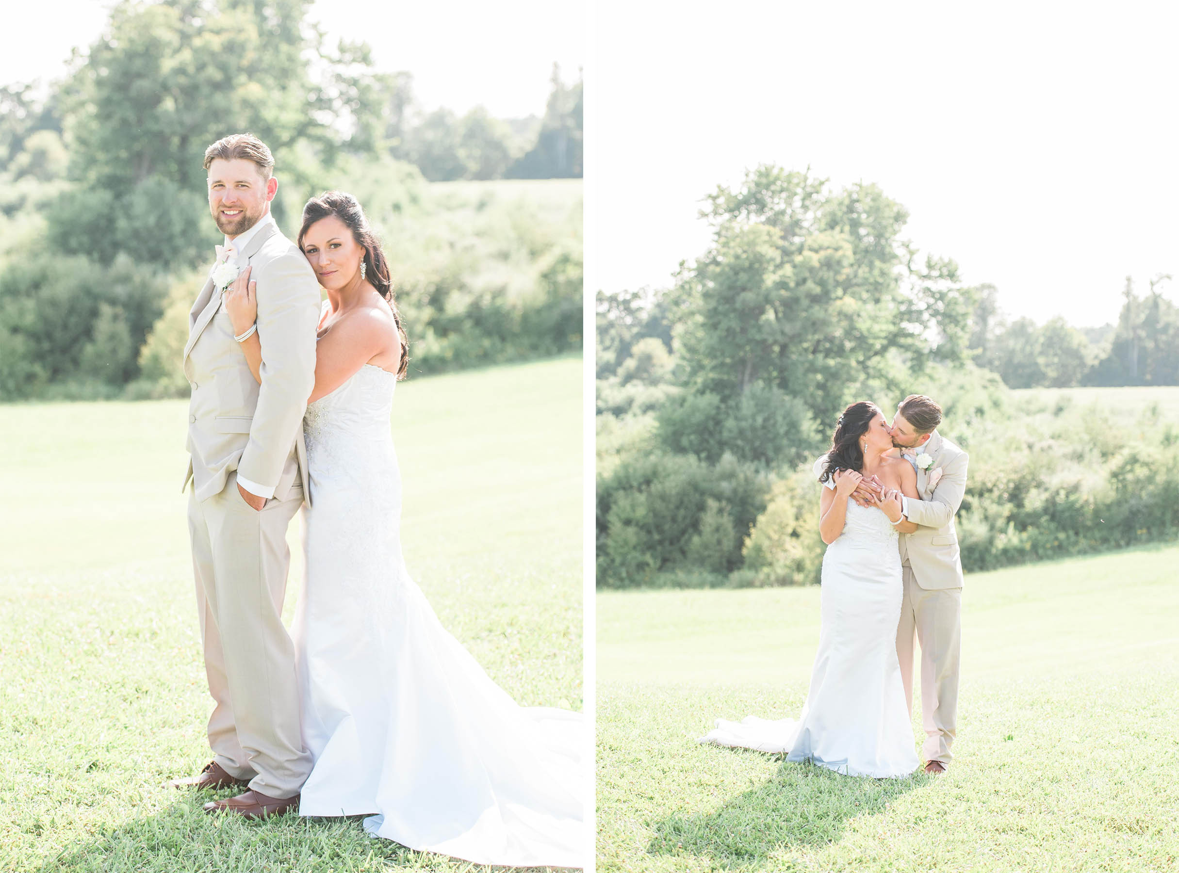 pittsburgh wedding photographer white barn wedding