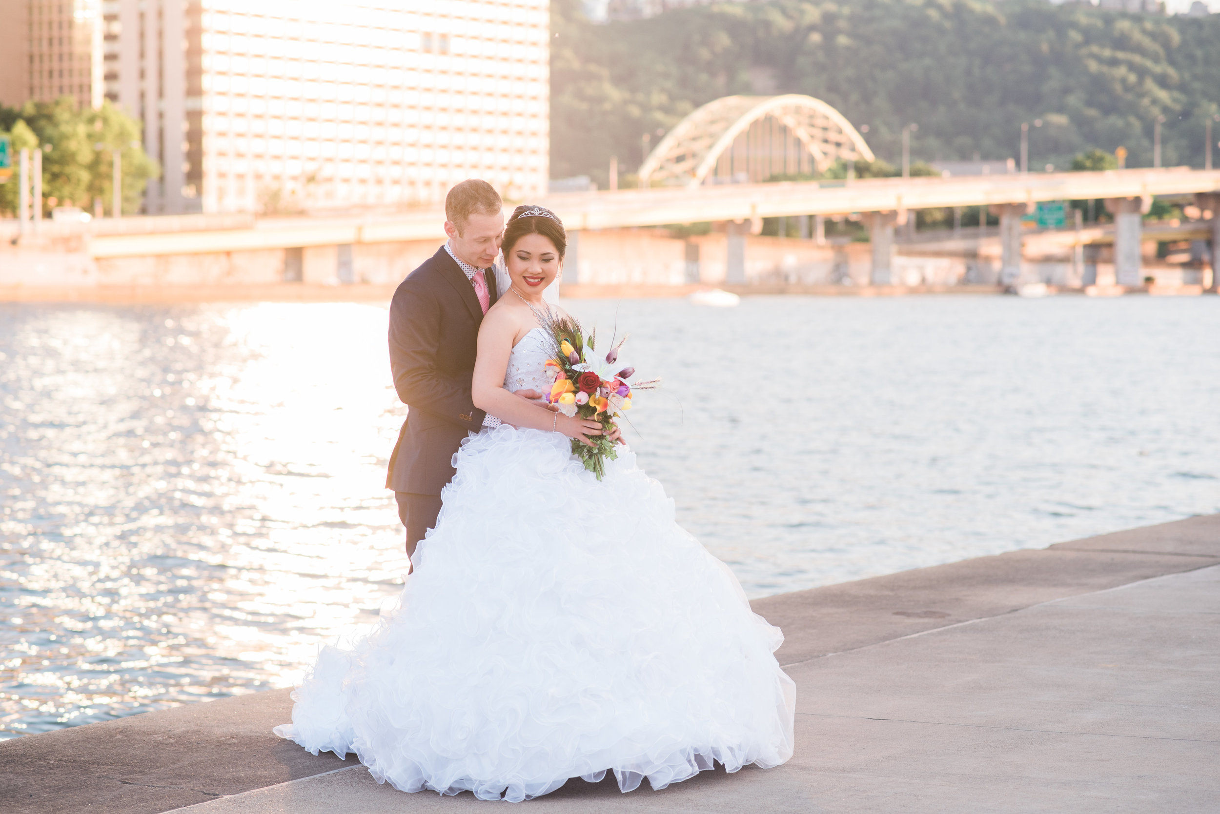 first-look-tam-randall-wedding
