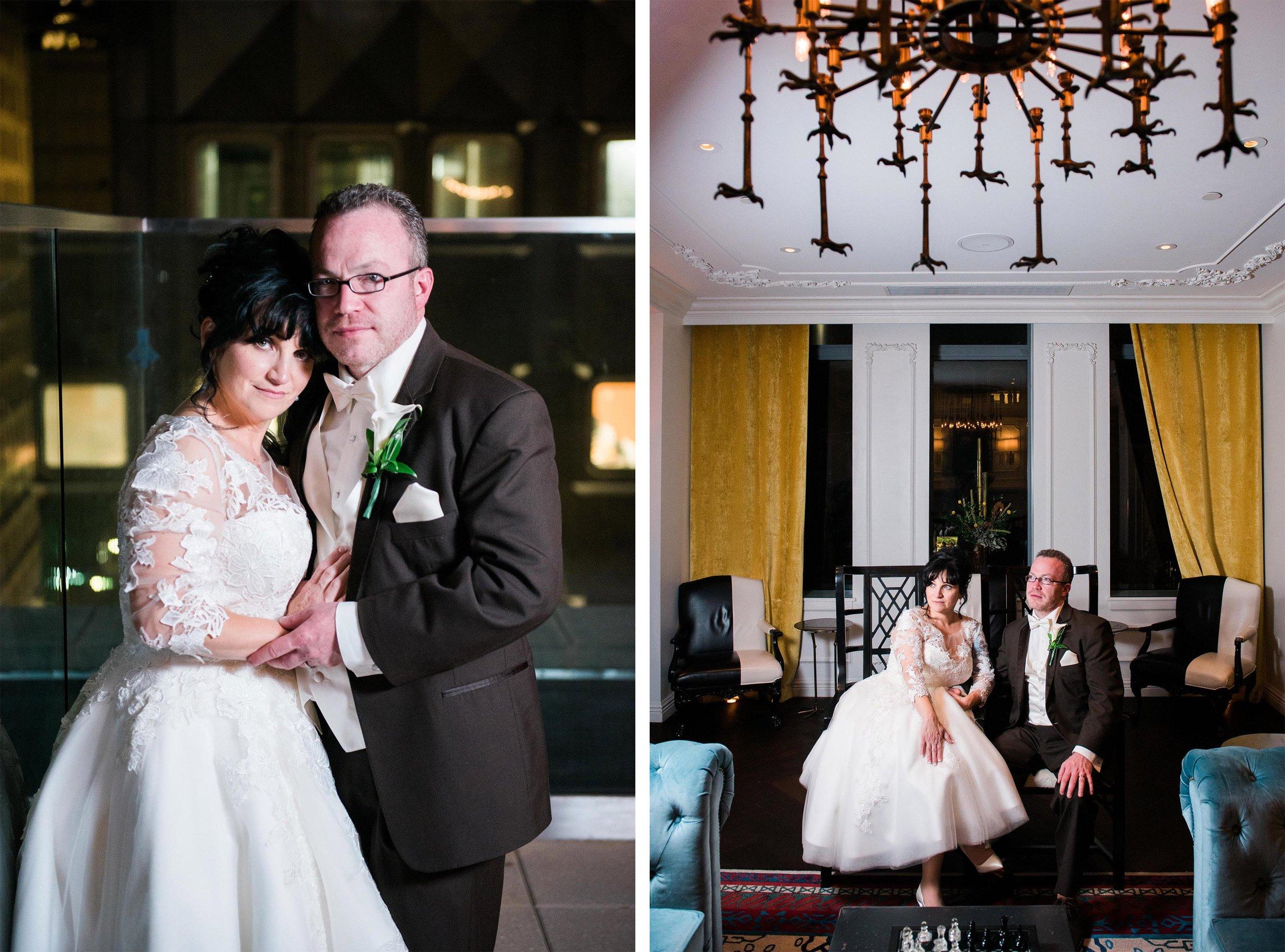 pittsburgh wedding photographers hotel monaco