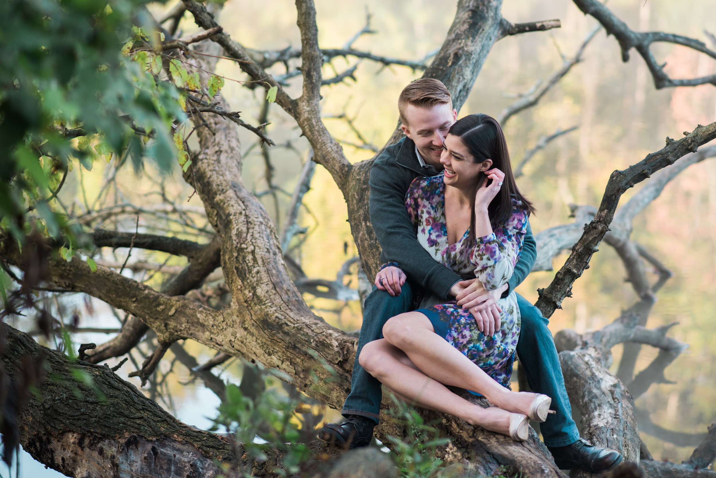 Engagement Session Pittsburgh Photographer, Relax and Get Comfortable