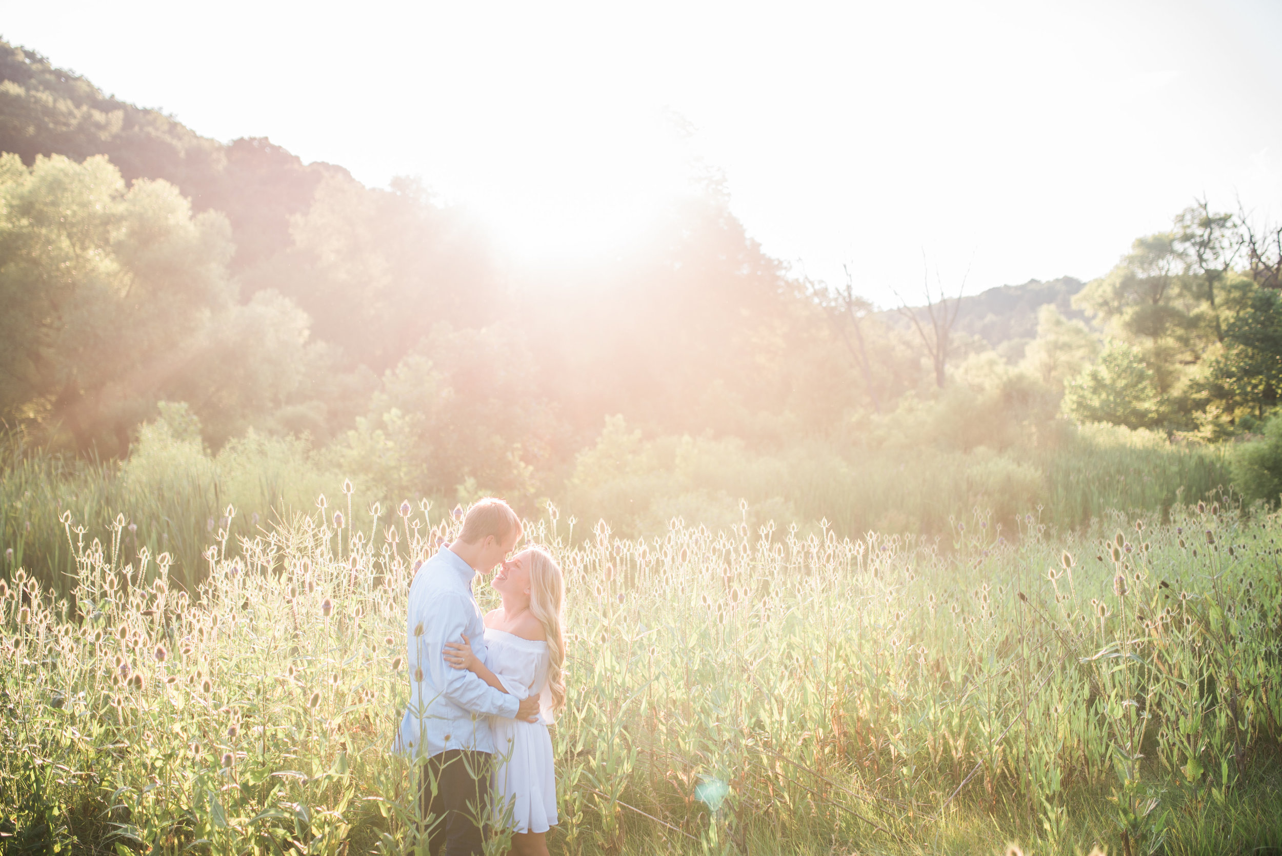 Engagement Session Pittsburgh Photographer, Think About Your Wardrobe
