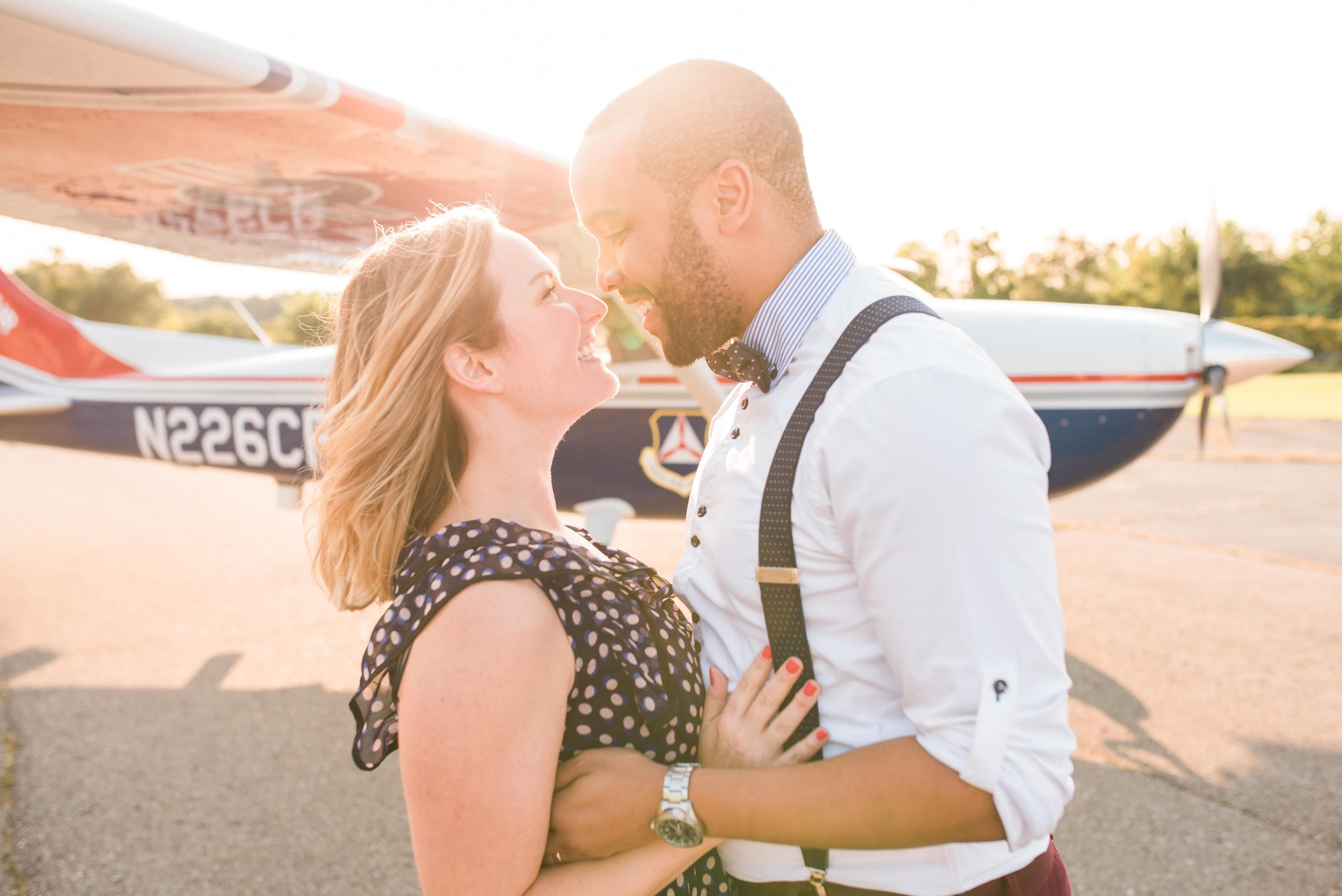 Pittsburgh engagement photographer, Listen to the photographer