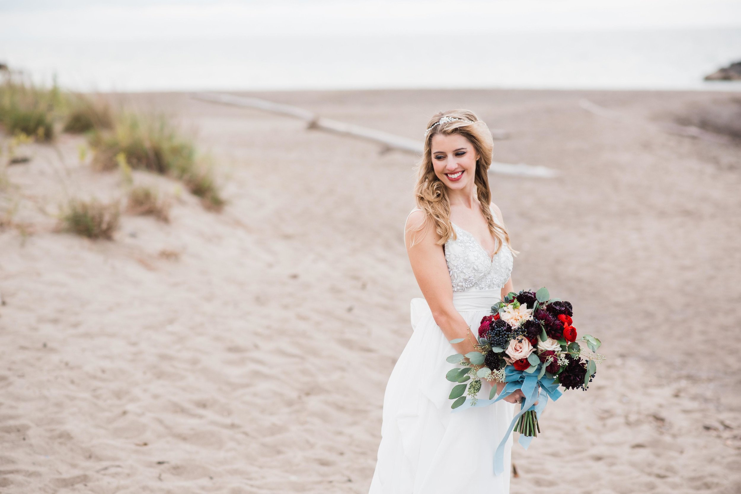 presque isle wedding erie wedding photographer