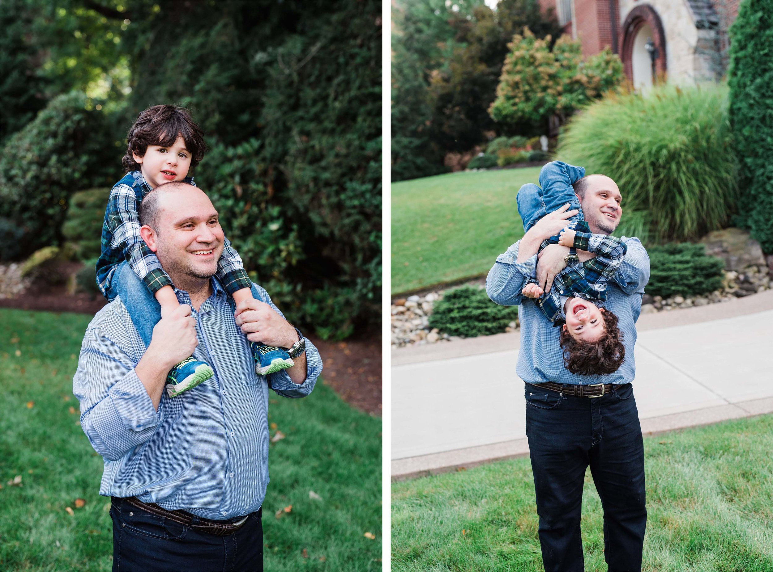 South Hills Family Session