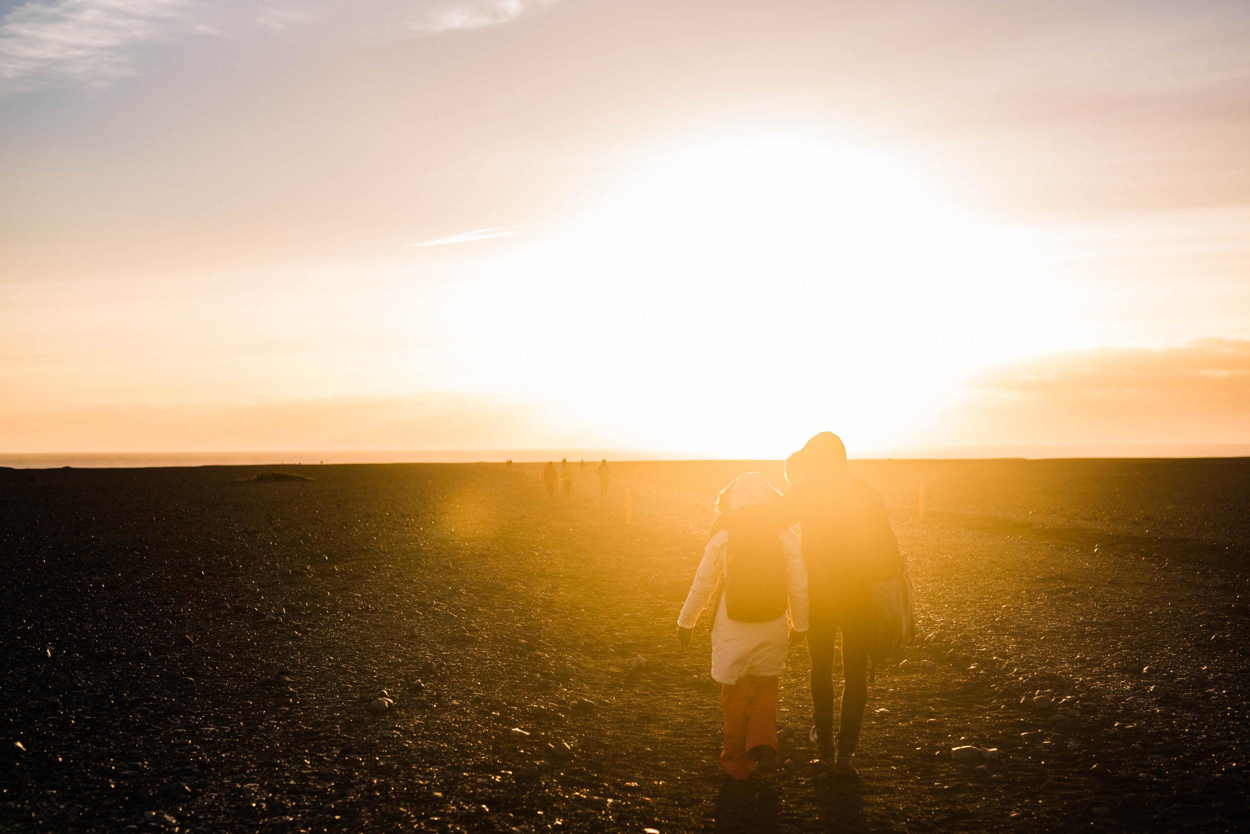 Iceland engagement session travel photographer