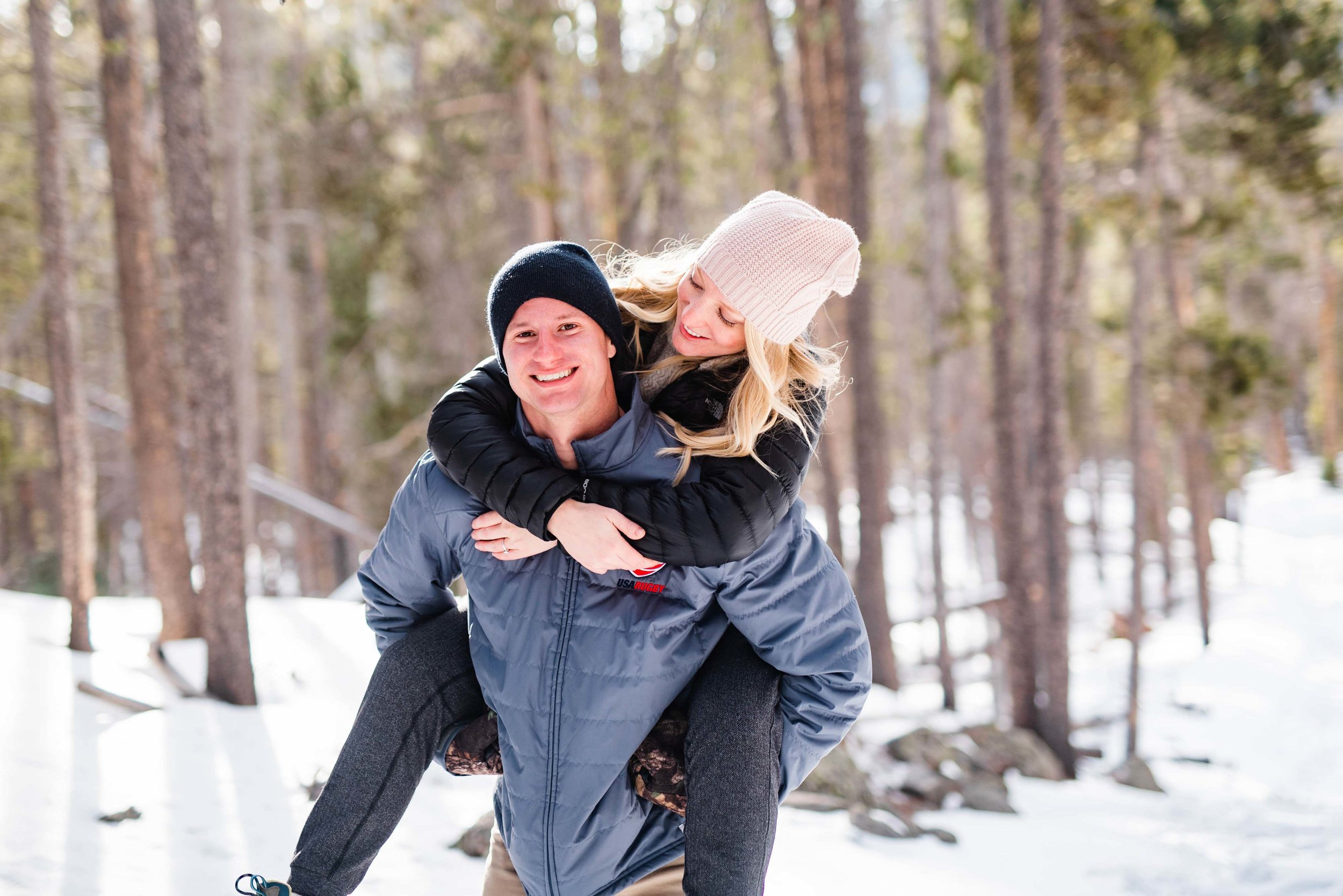 Colorado Engagement Session