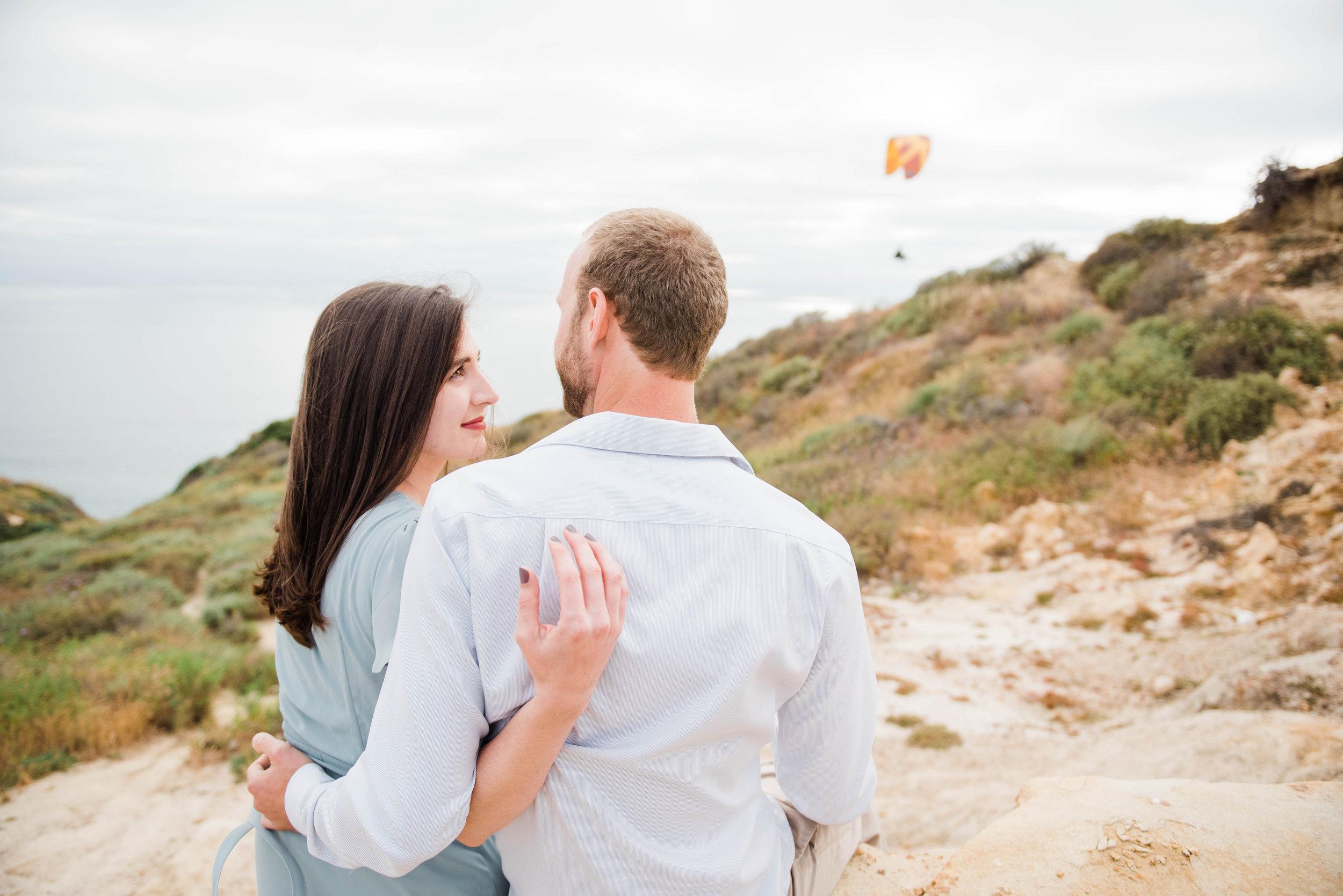Travel Photographer Engagement Photos