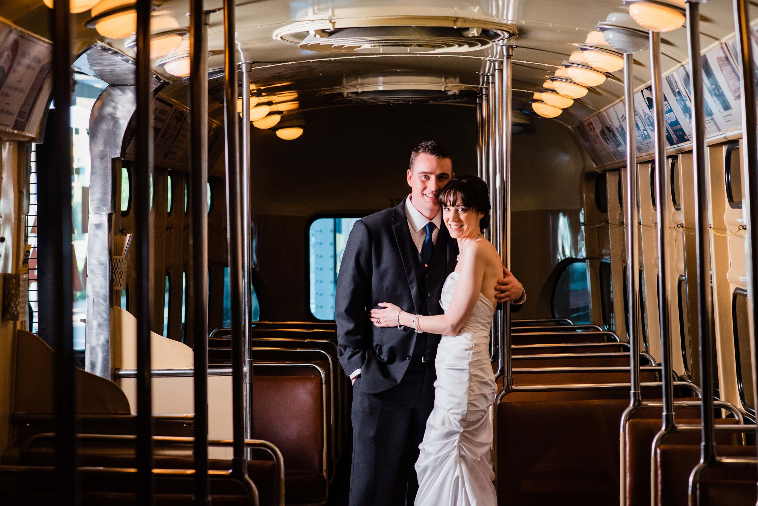 heinz history center wedding pittsburgh photographer