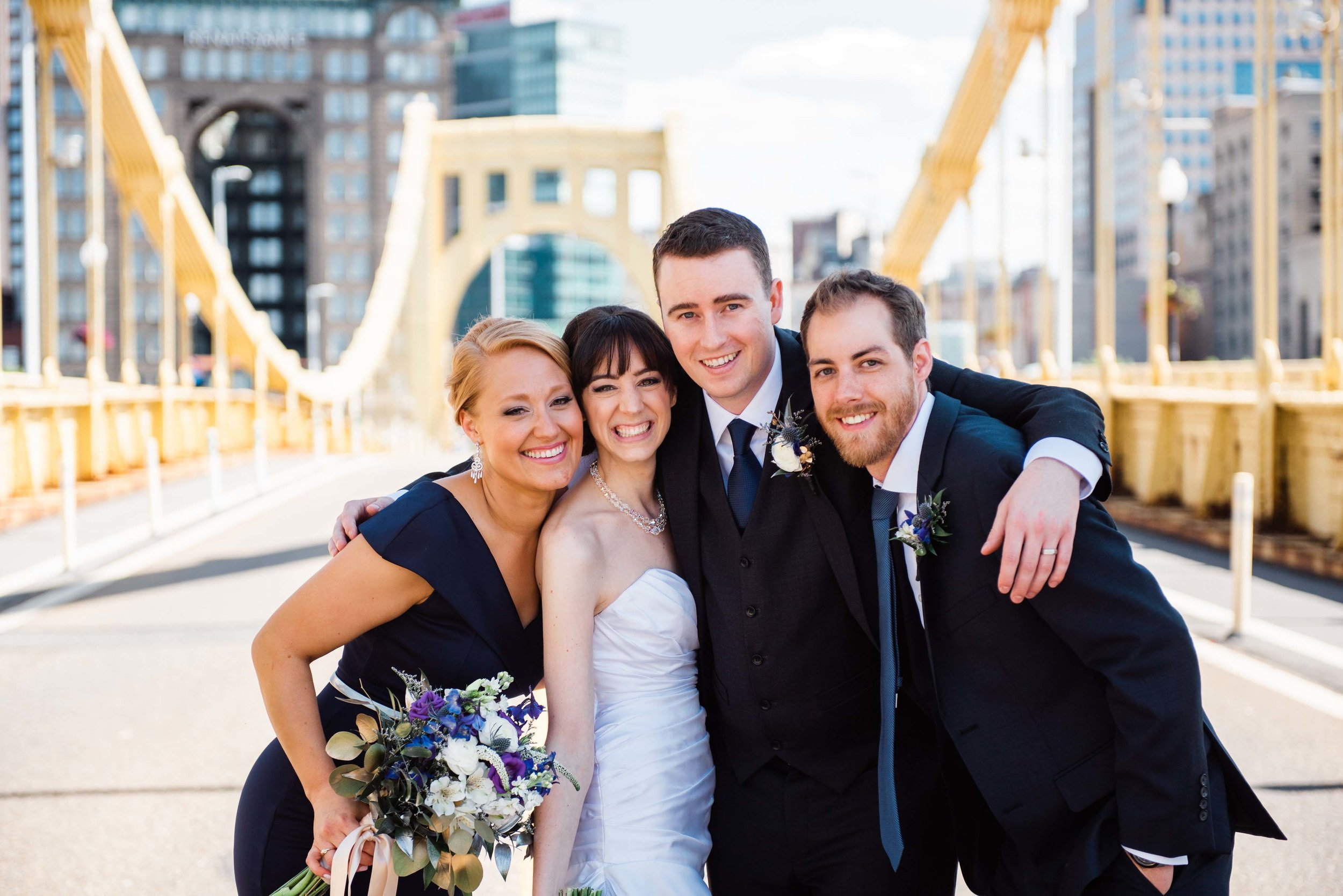 pittsburgh wedding photographers heinz history center