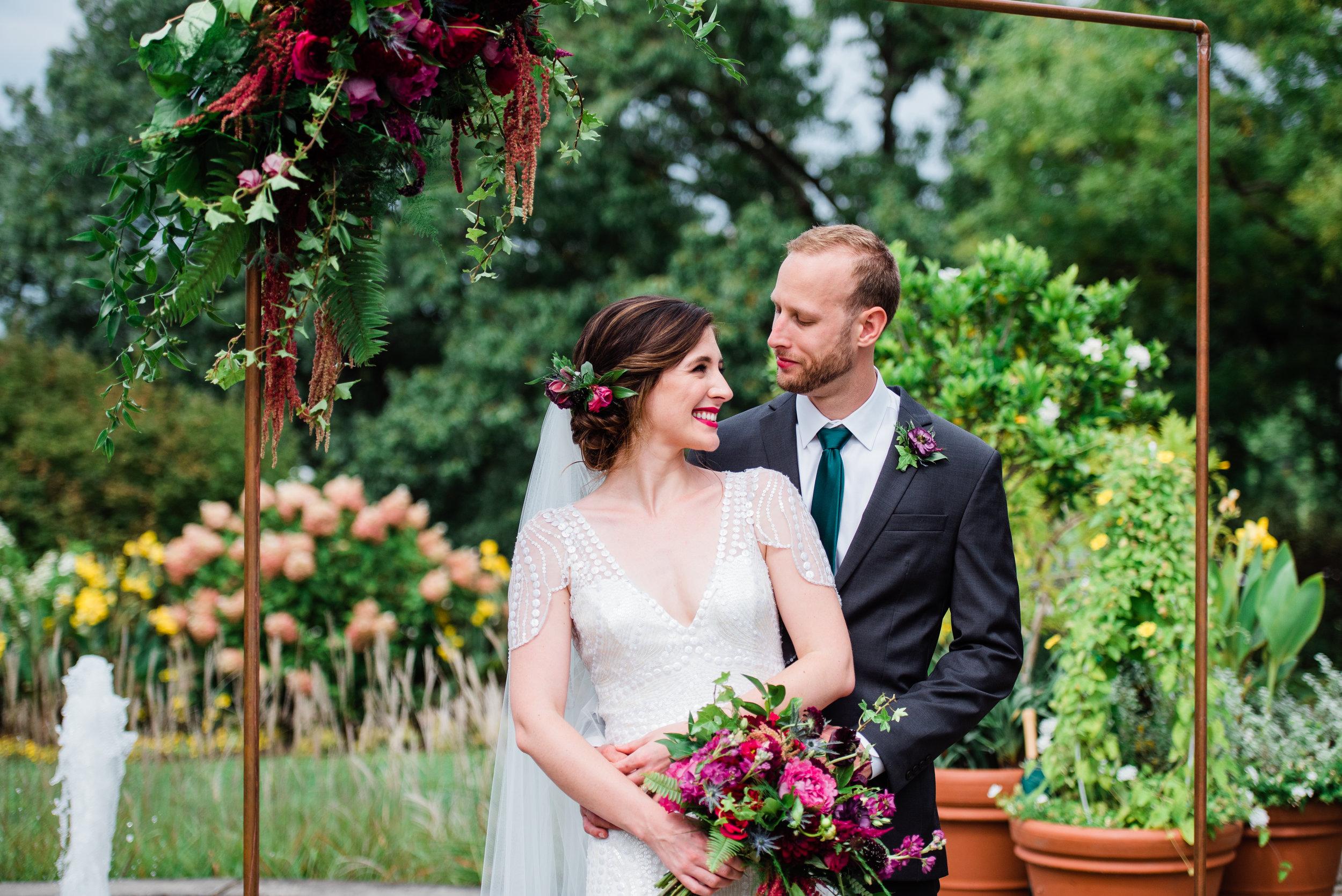 pittsburgh wedding photographers phipps wedding
