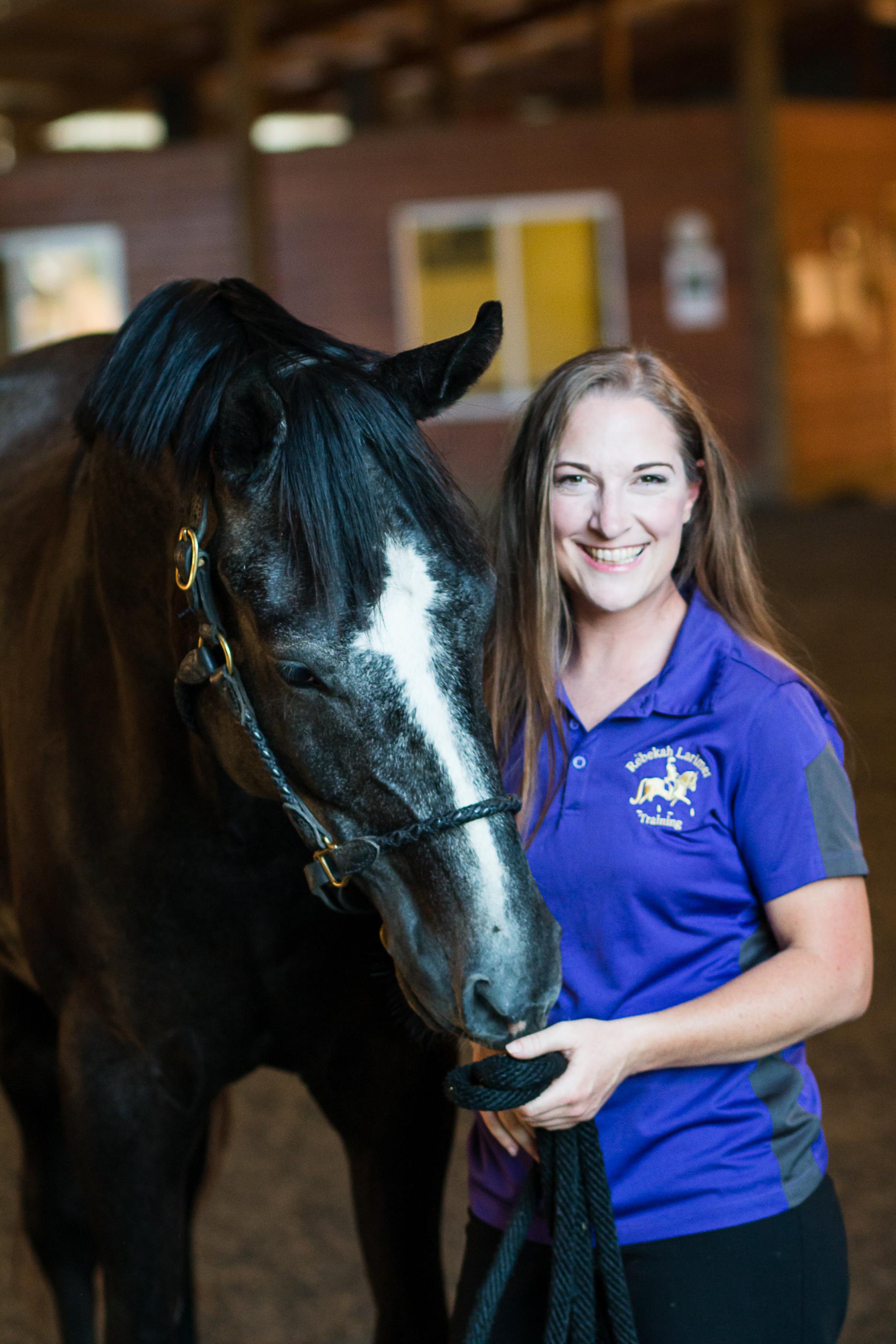 Carla Christian Photography - Horse training goes high tech - 12.jpg