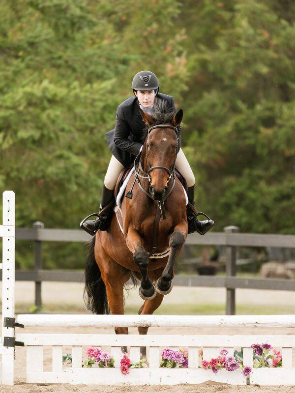 EliseJumping horse-The Doctor photograhper-Judy Turnauer.jpg