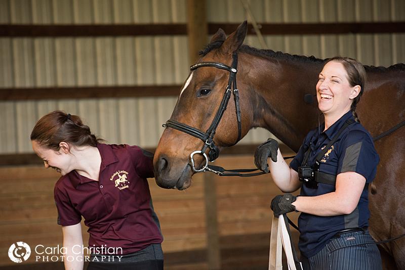 Carla Christian Photography - Horse training goes high tech - 6.jpg