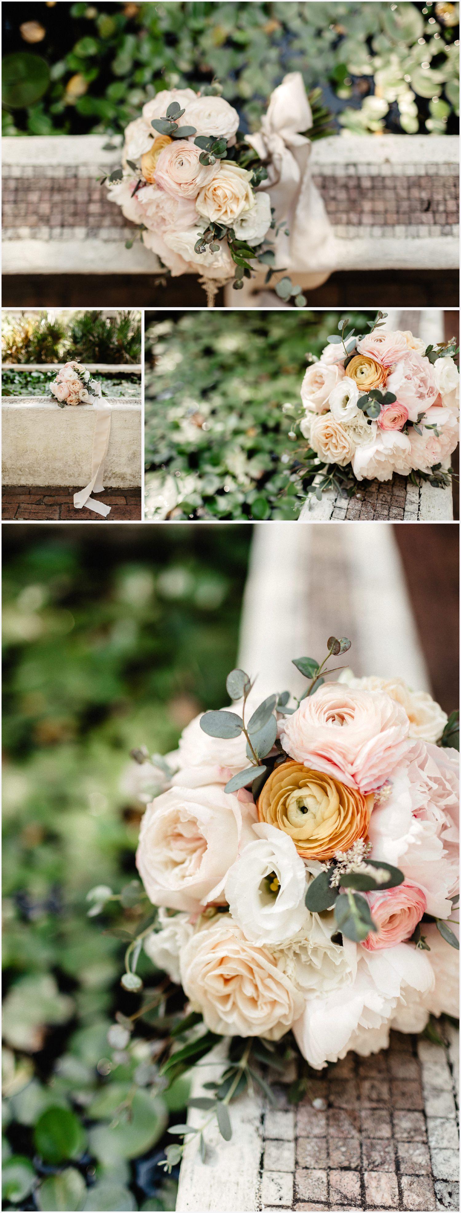 Wedding bouquet in Seaside, FL