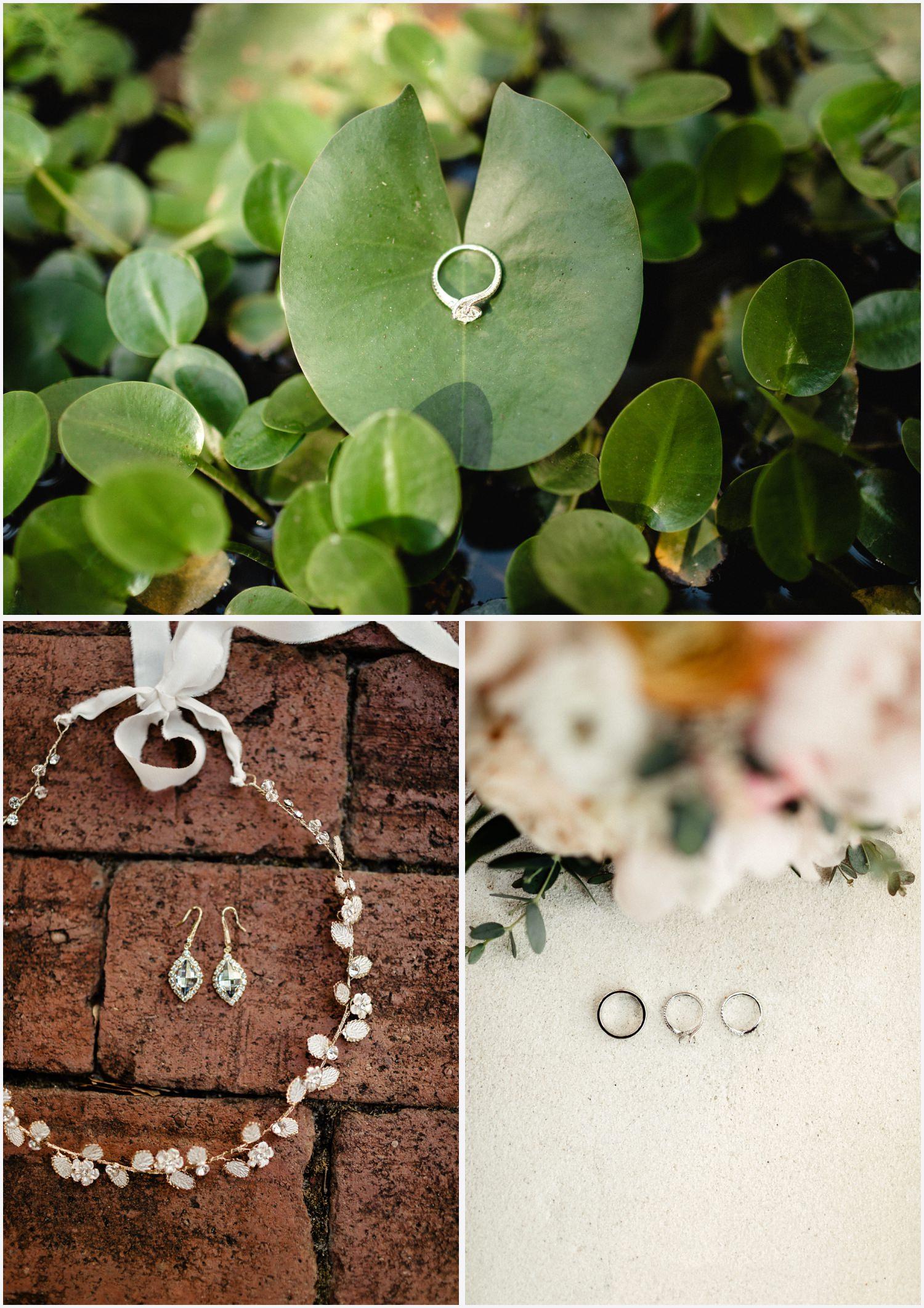 Wedding jewelry in Seaside, FL