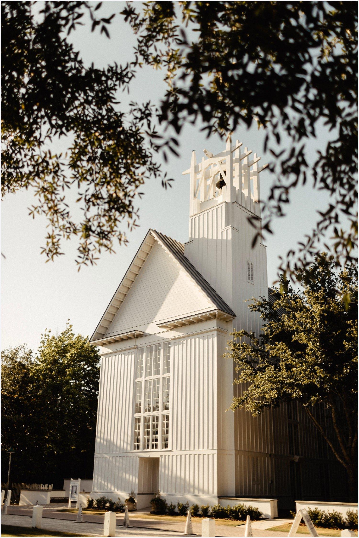 Seaside Chapel in Seaside, FL