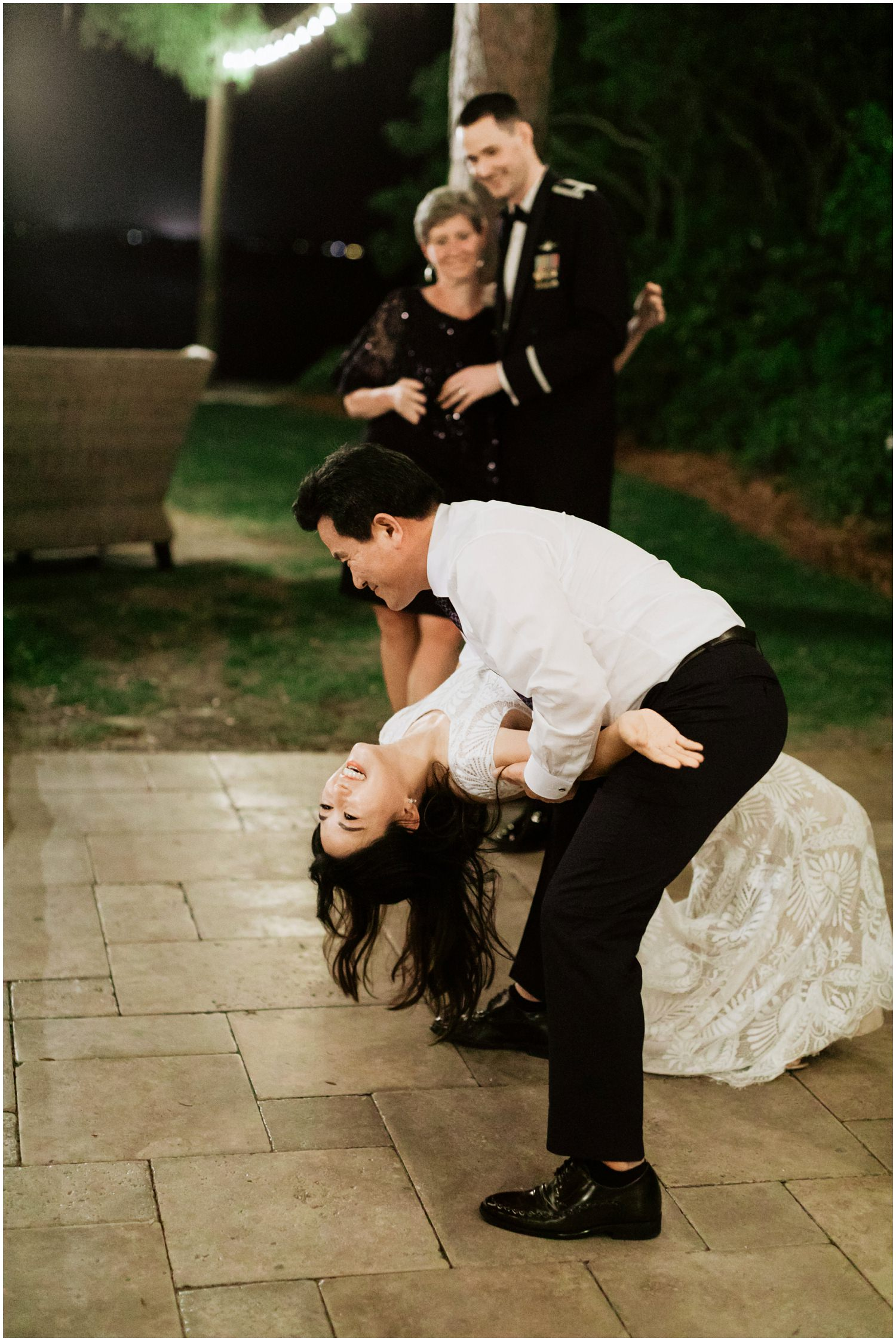 Father Daughter Dance Destin Bay House Wedding