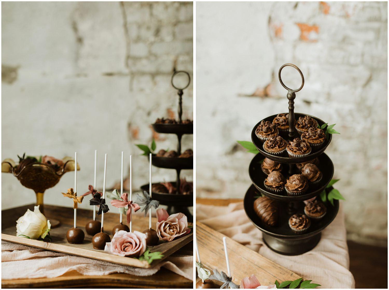 Desserts 5eleven Palafox Wedding