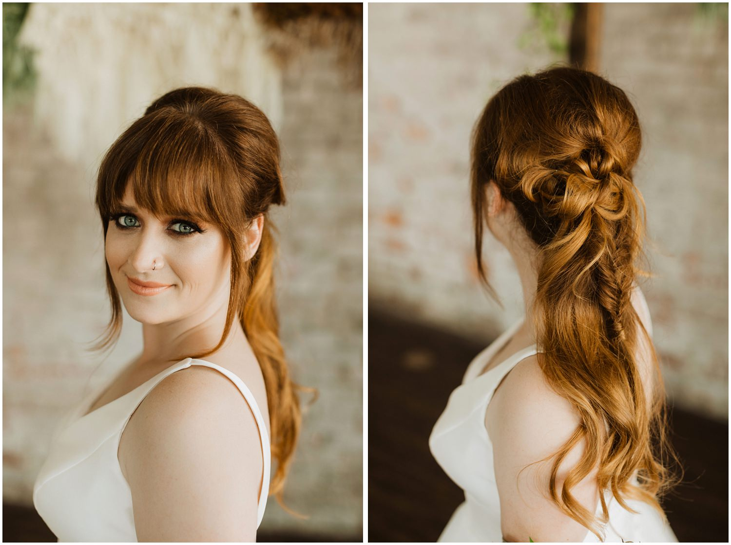 Bridal Hair and Makeup 5eleven Palafox Wedding