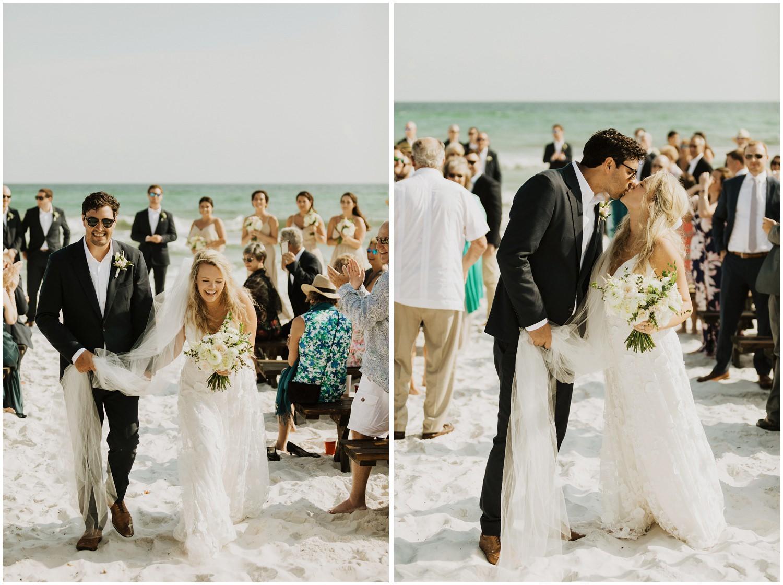 Bud and Alley's Seaside Wedding