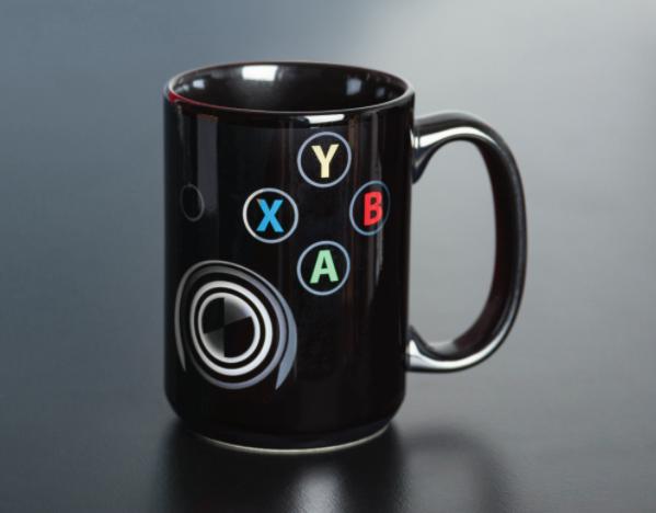 Custom Xbox Controller Coffee Mug