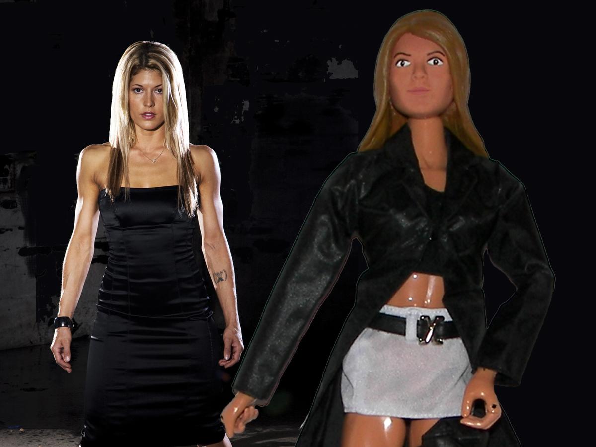 Female Custom Action Figure