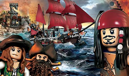 Pirates of the Caribbean Box Sets