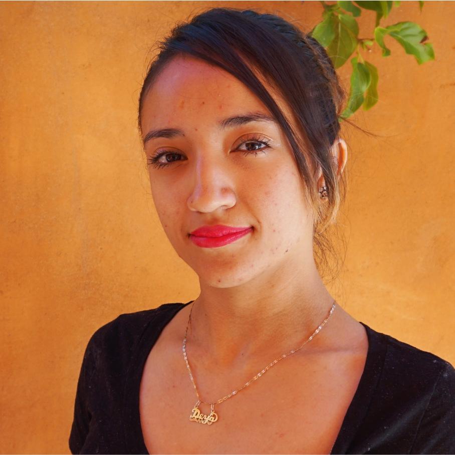 Deyinara Campos  Tortillera, prep cook