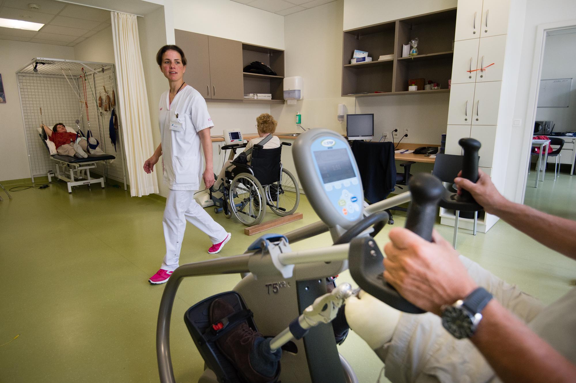 BOIS DE LA PIERRRE  – Kliniek voor revalidatie, palliatieve en comfortzorg – Polikliniek – Reiskliniek