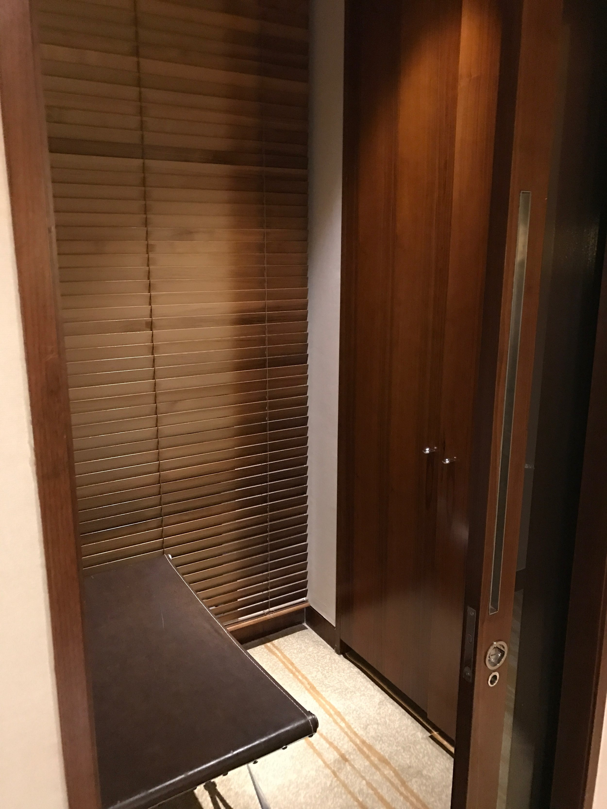Executive Renewal Suite - dressing room