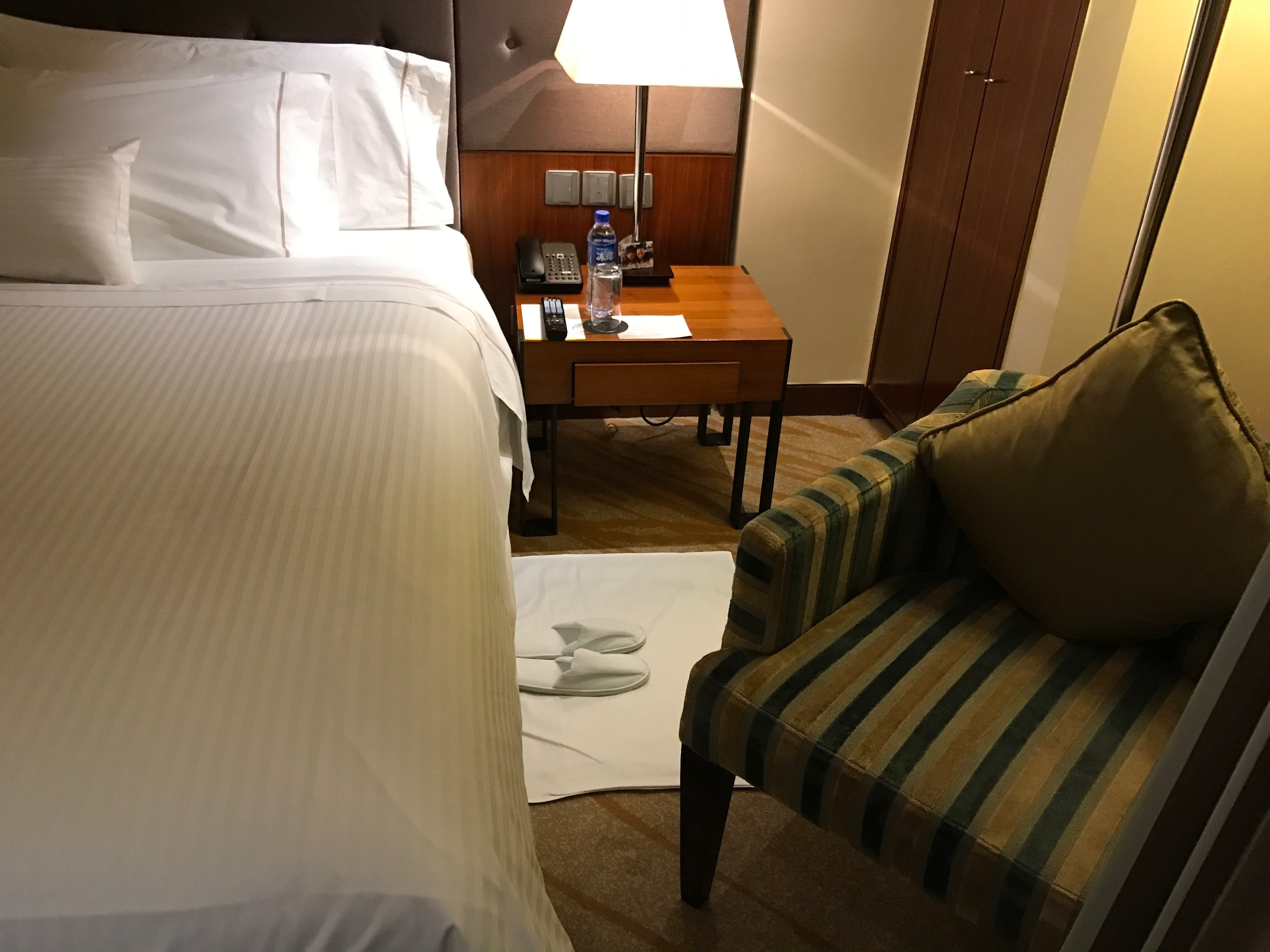 Executive Renewal Suite - bedroom furniture
