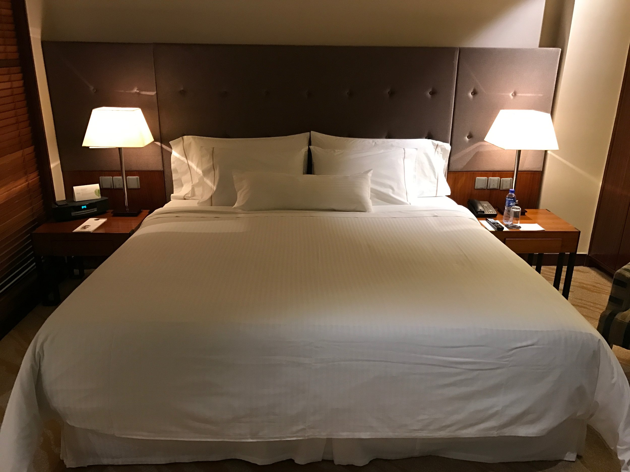 Executive Renewal Suite - King bed
