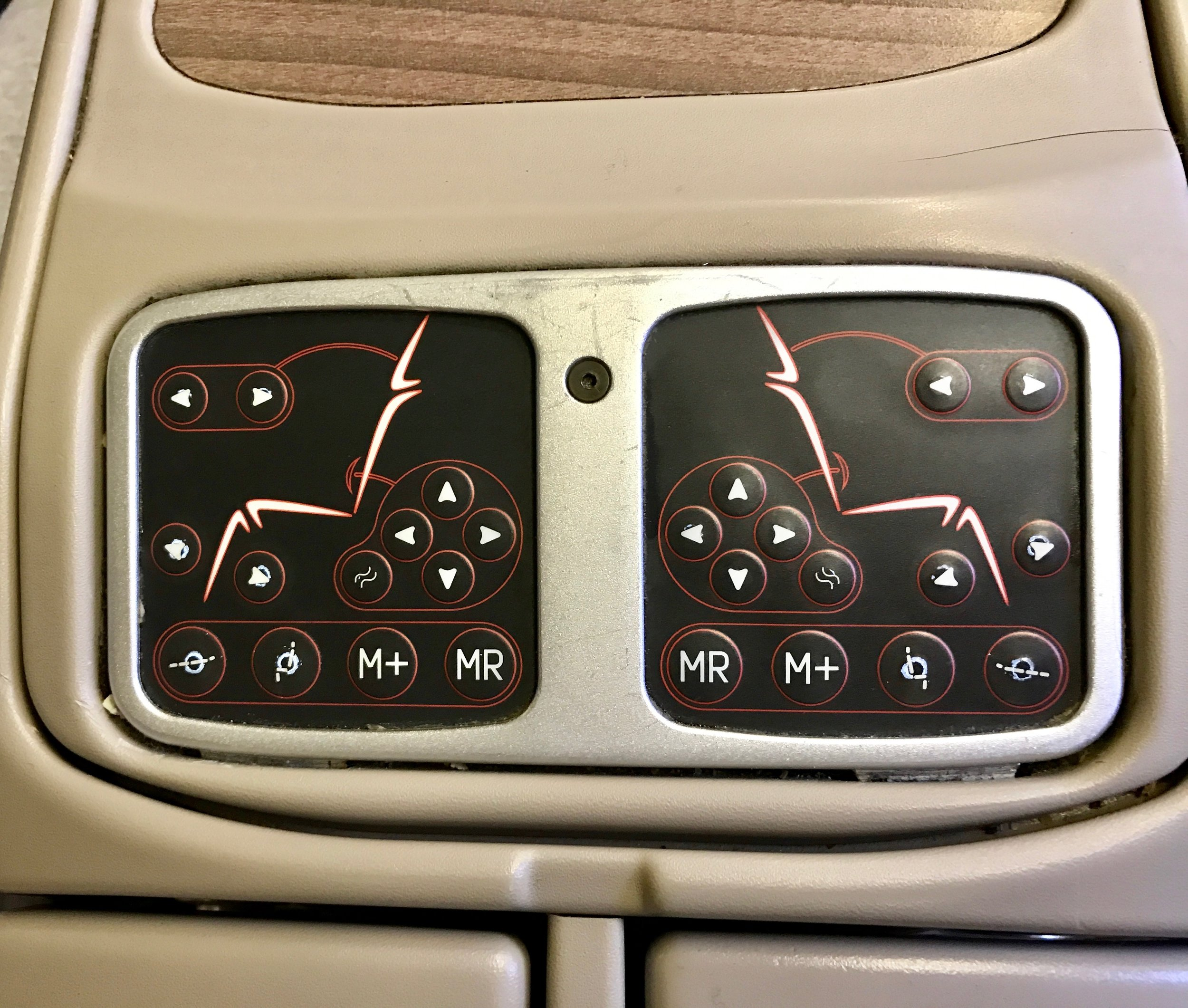 Turkish Airlines business class seat controls.jpg