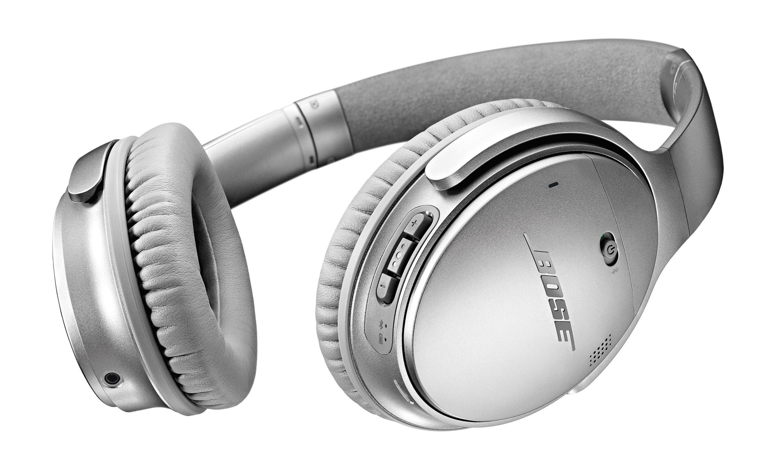 Bose QuietComfort 35 II - Industry-leading noise cancelling headphones