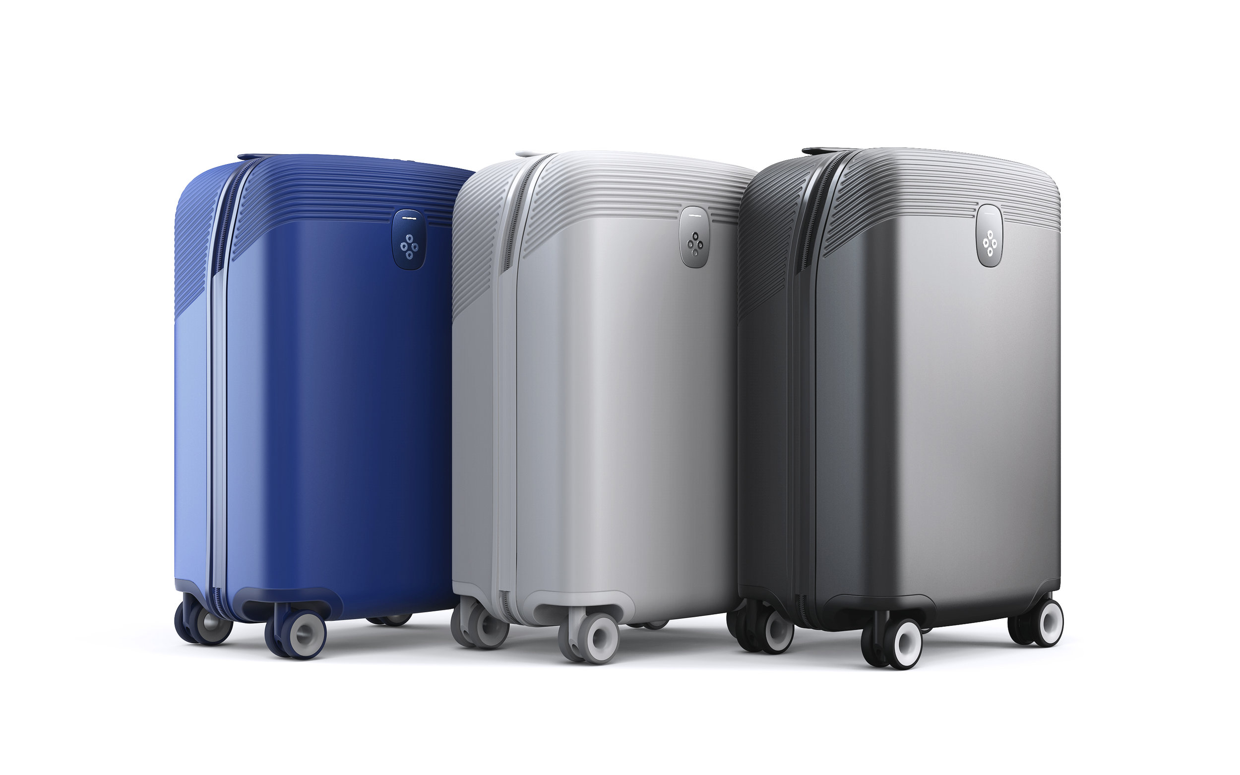 BlueSmart - Multi-function smart luggage