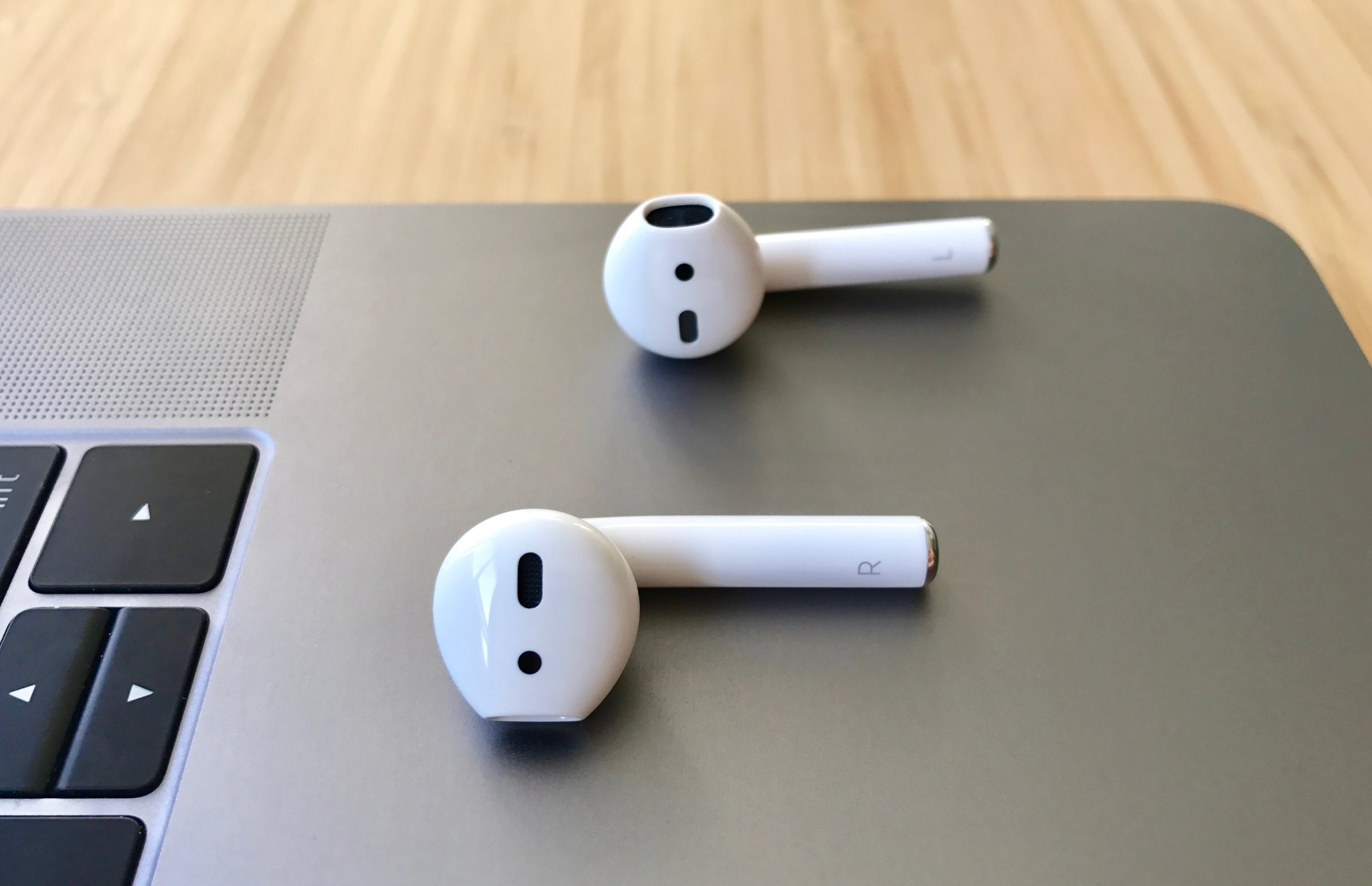 Apple AirPods - Smart, compact, wireless companions to replace standard Apple earbuds