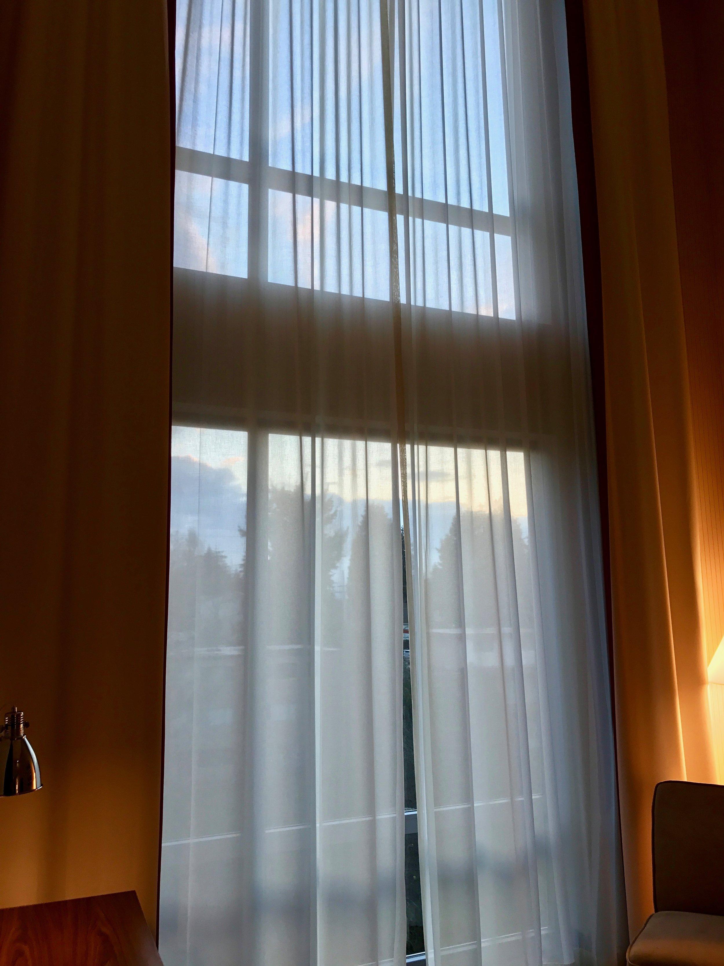 Loft Suite Windows