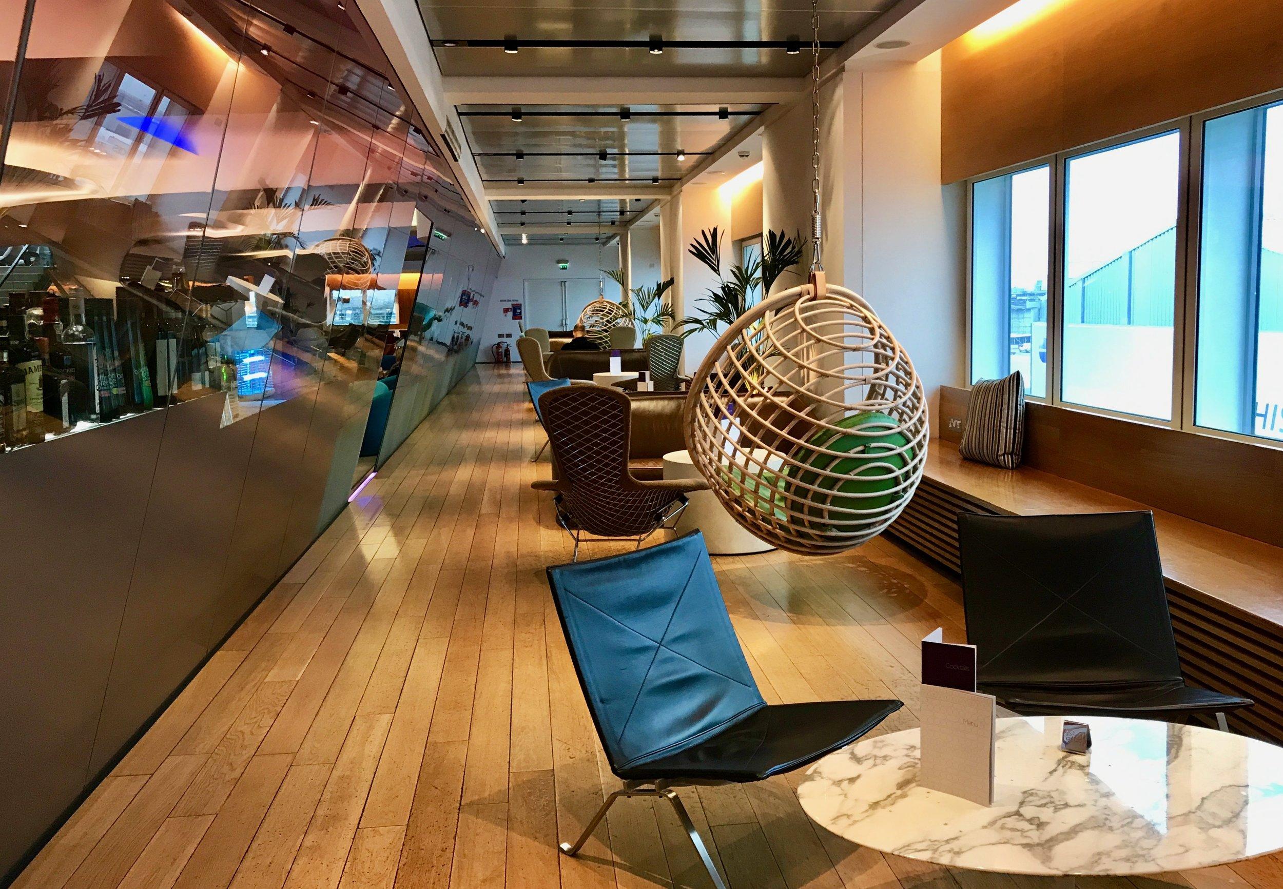 Virgin Atlantic Clubhouse Lounge London Heathrow LHR Airport - 19.jpg