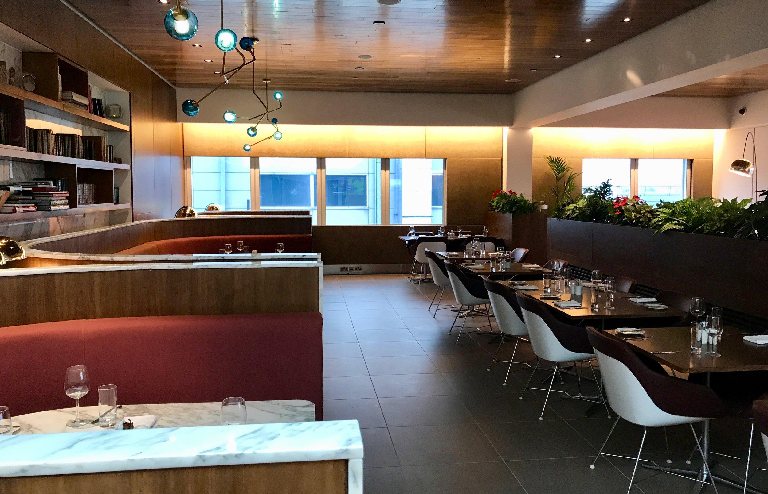 Virgin Atlantic Clubhouse Lounge London Heathrow LHR Airport - 24.jpg