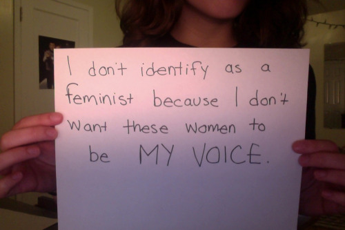 anti-feminist image