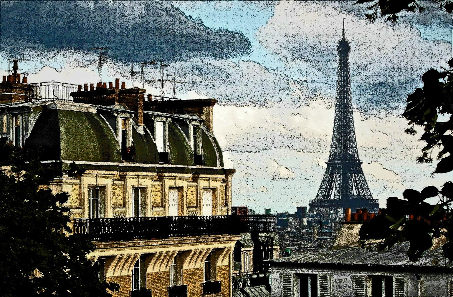 Paris: Le Chat et la Souris