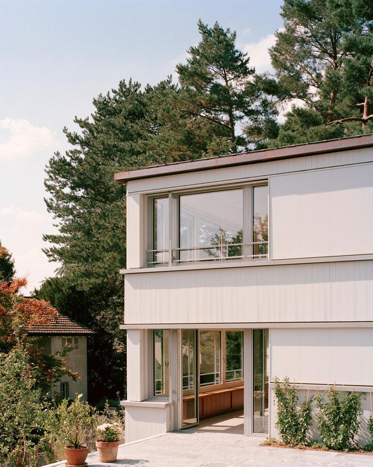 Cyrill Dettling Architekturstudio  - School de Santis Architekten