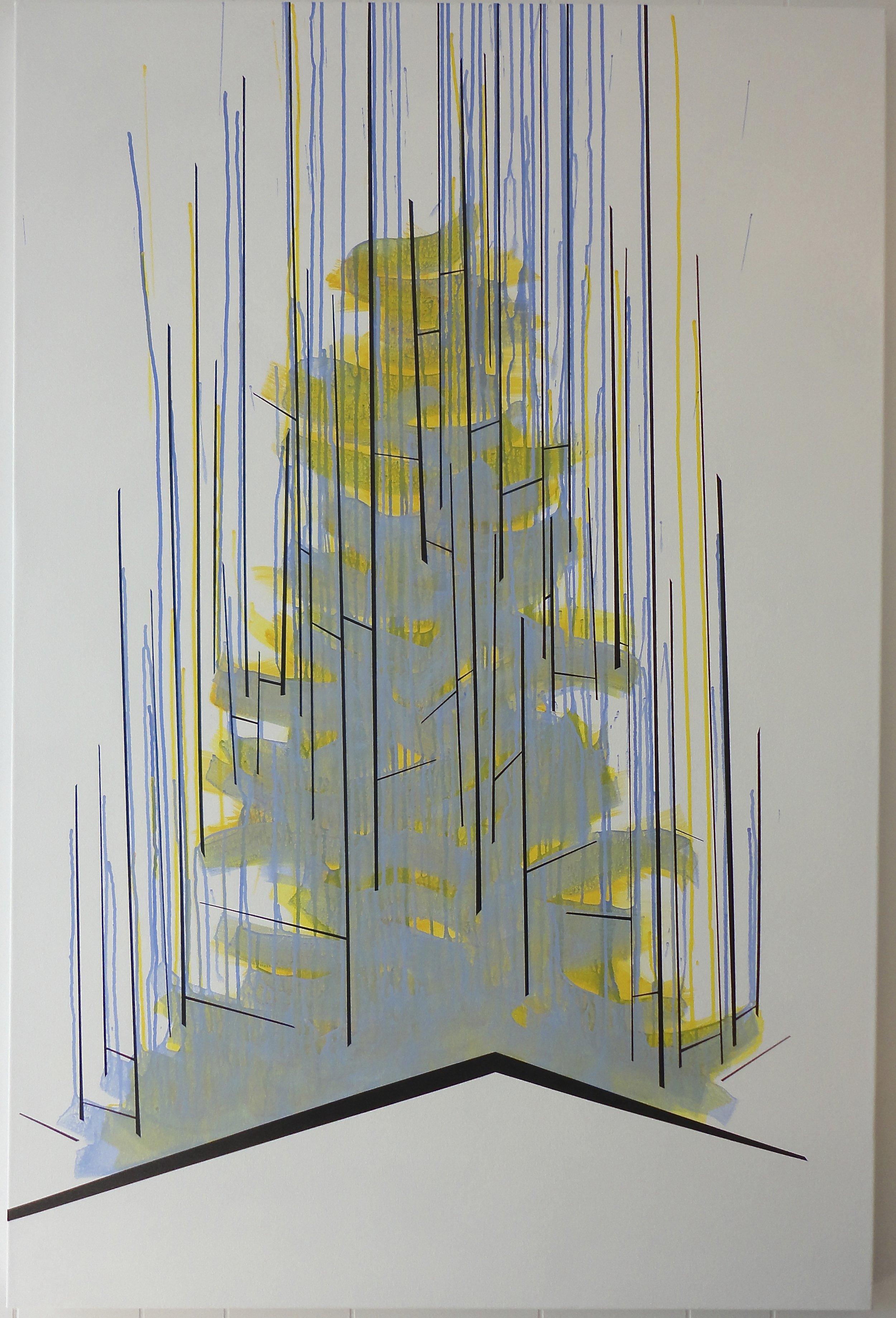 Carl Barnett Design/Studio  - Untitled (Thrive)