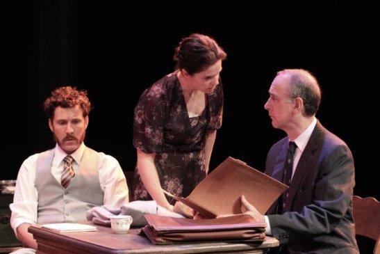 Stuart Williams, Sophie Sorensen and Michael Countryman.