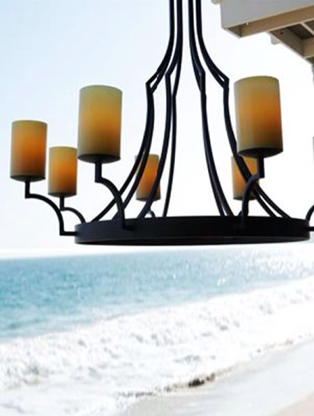 Monte-Carlo-Wrought-Iron-Chandelier