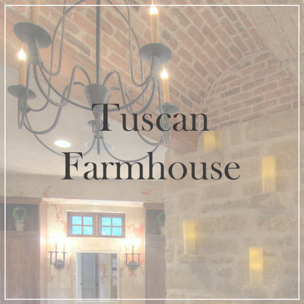 Tuscan Farmhouse