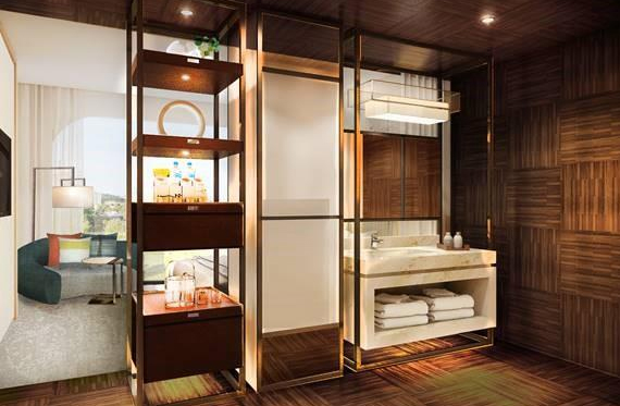 Laura Lee Designs Dream Hotel