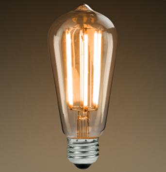 LED Nostalgic Style Bulb